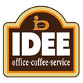 Logo IDEE Office Coffee Service GmbH in Hamburg